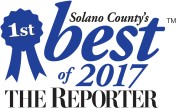 Best of Solano County 2017 logo